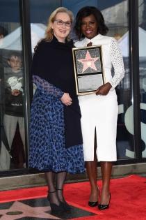 Paseo de la Fama de Hollywood: Viola Davis