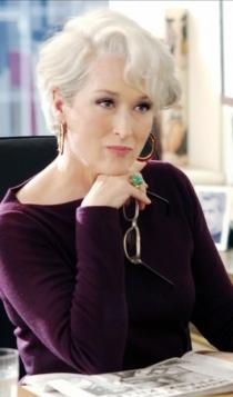Los mejores papeles de Meryl Streep: El diablo viste de Prada
