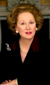 Los mejores papeles de Meryl Streep: La dama de hierro