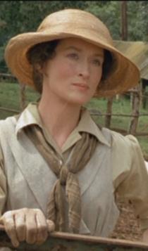 Los mejores papeles de Meryl Streep: Memorias de África