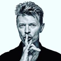 David Bowie, sin pelos en la lengua