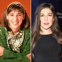 Cambio actores Blossom: Mayim Bialik