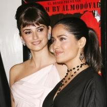 Salma Hayek y Penélope Cruz, siempre juntas