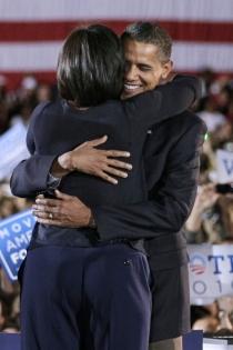 Felicidad, complicidad y amor: el secreto de los Obama
