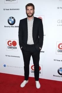 Liam Hemsworth, estilo y elegancia