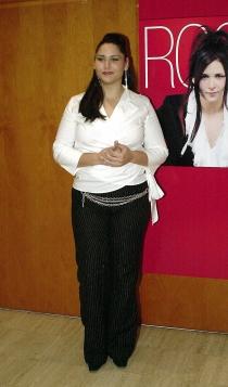 Rosa López, presentado su primera gira