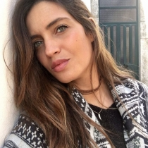 Sara Carbonero sin gota de maquillaje