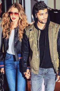 Parejas que casi rompen: Zayn Malik y Gigi Hadid