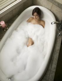 Planes para una ola de frío: Baño caliente