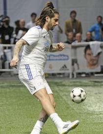 Melendi: Iba para futbolista