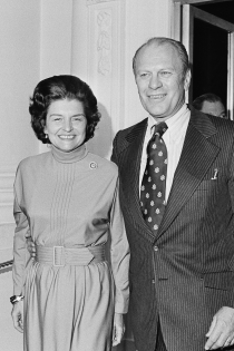 Primeras Damas de Estados Unidos: Betty Ford