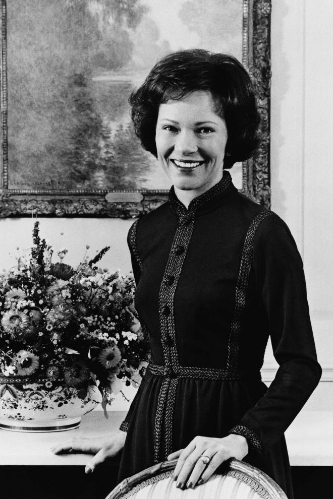 Primeras Damas de Estados Unidos: Rosalynn Carter