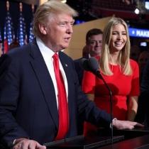 Pistas de Ivanka Trump: el apoyo mediático de su padre