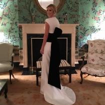 Pistas de Ivanka Trump: experta en moda