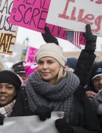 Famosas y feministas: Charlize theron
