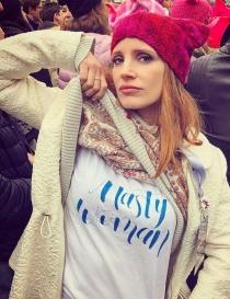Famosas y feministas: Jessica Chastain