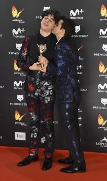Premios Feroz 2017: Javier Calvo y Javier Ambrossi