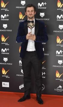Premios Feroz 2017: Raúl Arévalo