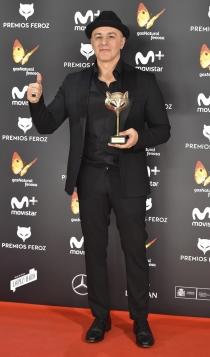 Premios Feroz 2017: Roberto Álamo