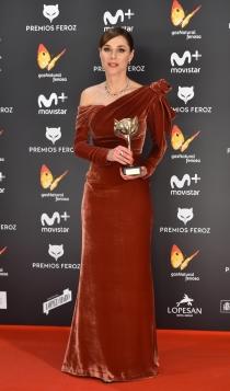 Premios Feroz 2017: Ruth Díaz