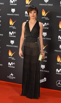 Premios Feroz 2017: Ana Castillo