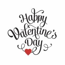 San Valentín en inglés por el 14 de febrero
