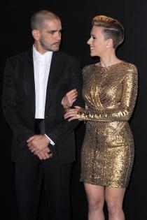 Scarlett Johansson se divorcia por sorpresa