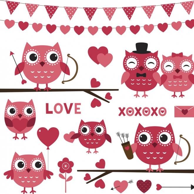 El amor en inglés en San Valentín