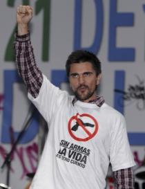 Juanes: Cantante solidario