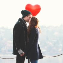 Mayoría de A: Enamorada del amor