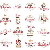 Un dorado San Valentín con fotos divinas