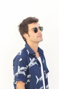 Las fotos de Alex Domenech en Instagram, un auténtico modelo