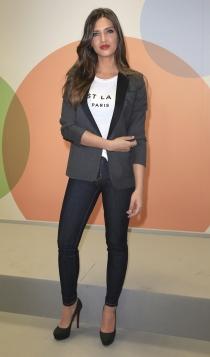 Un look working girl de Sara Carbonero