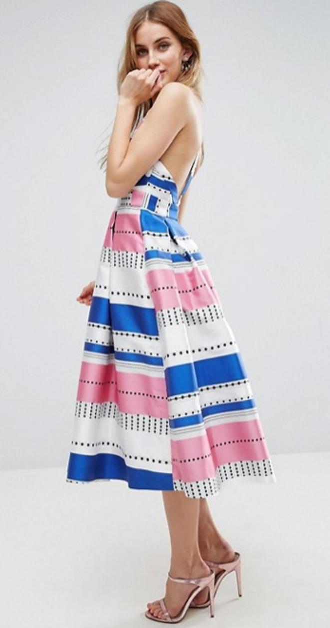 Un vestido nude, ideal de ASOS