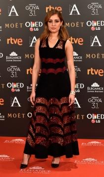 Premios Goya 2017: el arriesgado look de Hiba Abouk