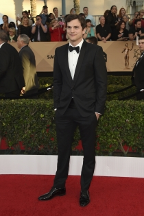 Screen Actors Guild Awards 2017: Ashton Kutcher
