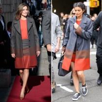 Famosas con el mismo look: Letizia y Kylie Jenner