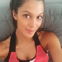 Famosas sin maquillar: Iris Mittenaere, Miss Universo