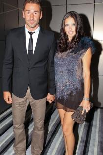 Famosos que esperaron al matrimonio: Adriana Lima