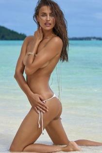Irina Shayk, espectacular para la revista