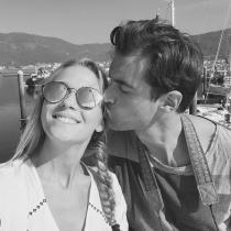 San Valentín en Instagram: Patricia Montero, muy tierna
