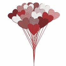 Tarjetas bonitas con corazones para el Día de los Enamorados