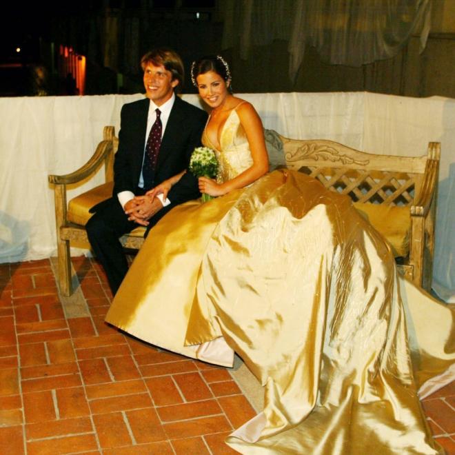 bodas de telenovela: virginia troconis y manuel díaz 'el cordobés'