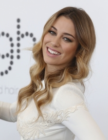 Blanca Suárez, muy natural