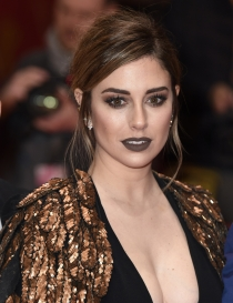 Blanca Suárez, maquillaje dark