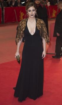 Blanca Suárez, muy guapa en la Berlinale