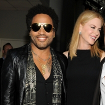 Compromisos de famosos que no acabaron en boda: Nicole Kidman y Lenny Kravitz