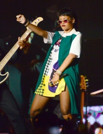 Rihanna: Reina del R&B