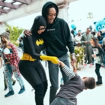 Exparejas que se llevan bien: Wiz Khalifa y Amber Rose