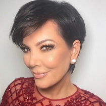 Oscars 2017 en Instagram: el selfie de Kris Jenner